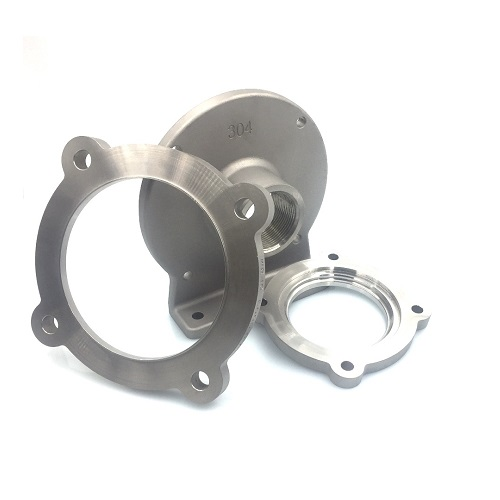 Flange in Microfusione - Flanges in lost wax casting