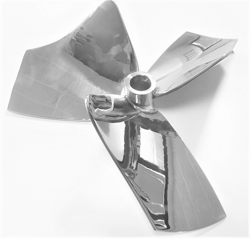 15 Impeller with Mirror Finishing