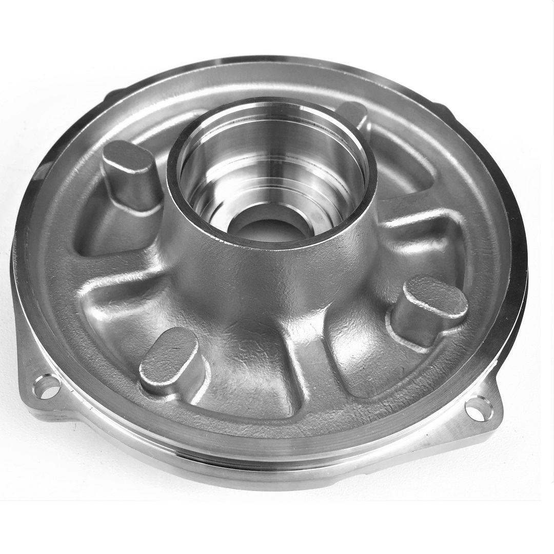 17_Flange for Electric Motor
