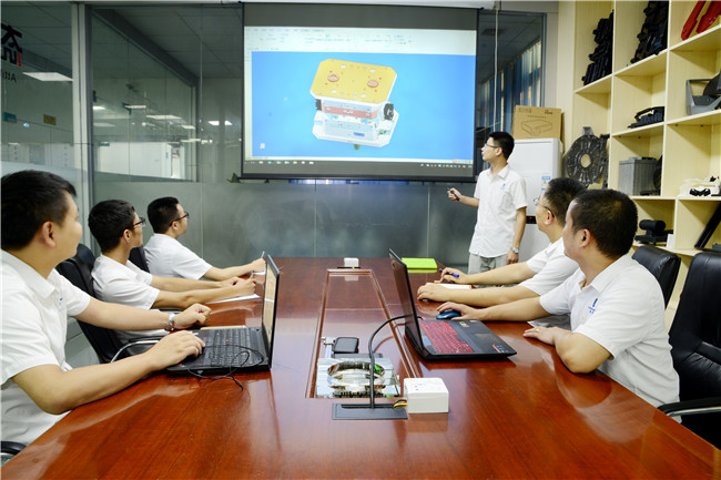 Plastic Factory - Technical meeting