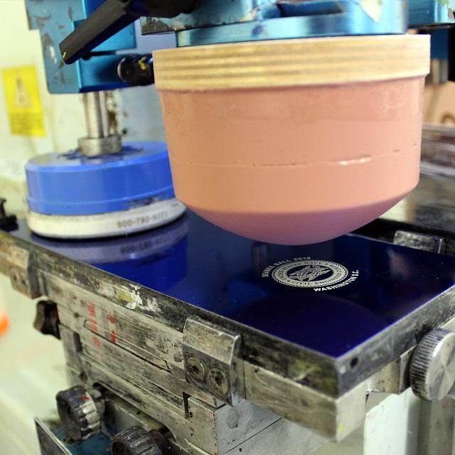 Macchina Tampografia con tazza in Ceramica